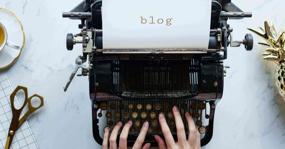 Why should a small business start a blog?